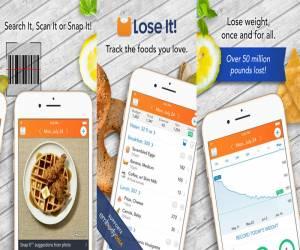 افقد وزنك بسهولة وأمان مع تطبيق Lose it للأيفون والأيباد