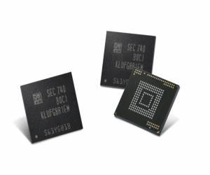 سامسونج تبدأ إنتاج أول ذاكرة فلاشية بسعة 512 غيغابايت للأ...