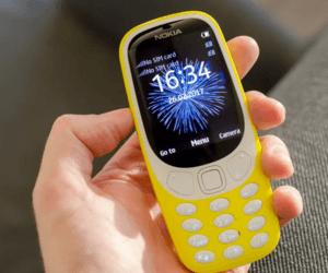 شائعات عن إصدار نسخة باتصال LTE من هاتف نوكيا 3310