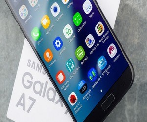 الهاتف Galaxy A7 2017 يبدأ بدوره بتلقي التحديث الأمني لشه...