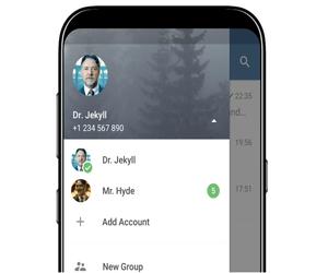 تطبيق تليجرام للأندرويد يدعم الآن الحسابات المتعدة