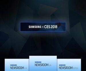 إشاعة: الإعلان عن هاتف Galaxy X القابل للطي في CES 2018