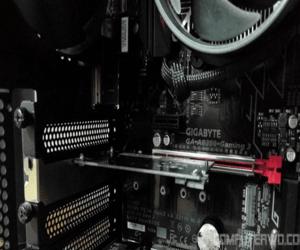 هل تختلف السرعة عند توصيل هارد الـ NVMe علي منفذ PCIe و M.2؟
