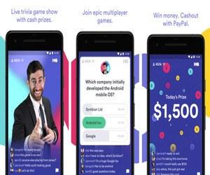 رسميًا تطبيق المسابقات وكسب الأموال HQ Trivia متاح على أن...