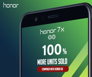 مبيعات مجموعة هواتف Honor X تتجاوز 40 مليون جهاز