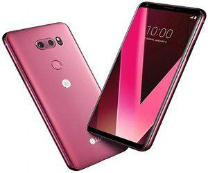 LG تزيح الستار رسميا عن النسخة الوردية من الهاتف LG V30