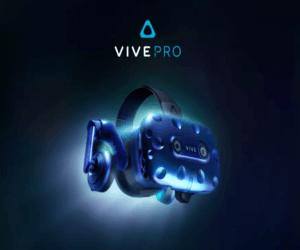 HTC تطلق نظارة الواقع الافتراضي المتقدمة Vive Pro VR