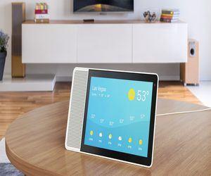 لينوفو تقدم شاشة ذكية تُشبه Echo Show بمساعد جوجل الصوتي ...