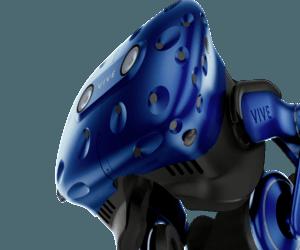 الكشف رسمياً عن نظارة الواقع الافتراضي HTC Vive Pro