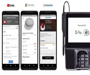 جوجل تطلق Google Pay لتوحيد خيارات الدفع تحت علامة تجارية...