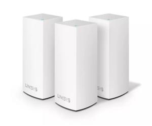نظام لينكسيس للشبكات المتداخلة Velop يدعم الموجة الثنائية...