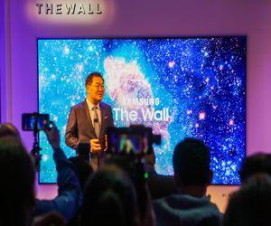 بالفيديو: سامسونج تعلن عن التلفاز العملاق The Wall بحجم 1...