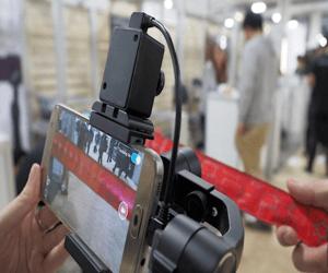 مثبت كاميرا Taro تستخدم الأشعة تحت الحمراء من أجل تتبع أف...