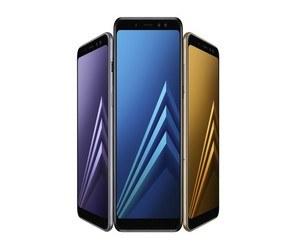 الهاتف Galaxy A8 2018 يصل رسميا إلى أوروبا بسعر 499€