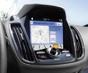 الإعلانات الترويجية قادمة لنظام المعلومات والترفيه بالسيارة