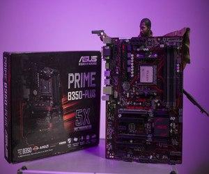 مراجعة اللوحة الأم ASUS Prime B350 Plus : هل تصلح للمعالج...
