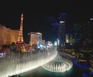 إنتل ترسل 250 روبوت طائر فوق سماء Las Vegas