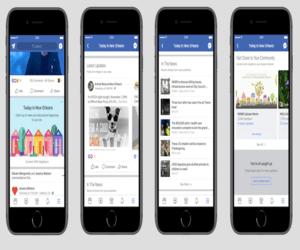 فيسبوك تختبر ميزة عرض الأخبار المحلية داخل التطبيق