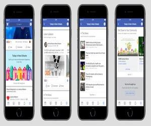 فيسبوك تختبر قسم جديد للاخبار والاحداث المحلية