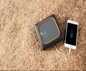 ويسترن ديجيتال تستعرض أصغر قرص فلاش USB في العالم وسلسلة ...