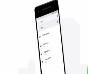 أندرويد 8.1 سيعرض سرعة شبكات Wifi قبل الاتصال بها