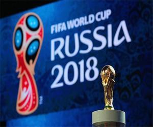 فرصة الفوز برحلة لروسيا لمتابعة منافسات كأس العالم 2018 م...