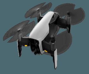 DJI Mavic Air هي أحدث طائرة من دون طيار من شركة DJI، وتكل...