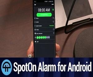 استيقظ على مقطع يوتيوب المفضل لديك مع تطبيق SpotOn للأندرويد