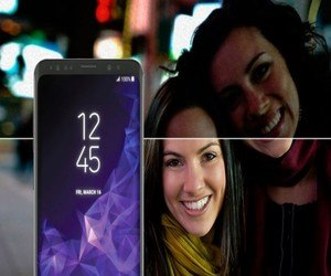 شائعات: هاتف سامسونج Galaxy S9 سوف يأتي بمستشعر سوني IMX345