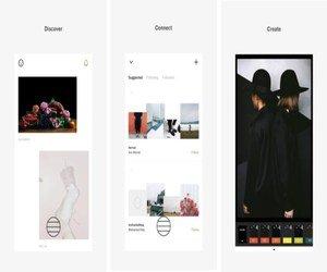 تطبيق VSCO بإمكانه البحث عن الصور التي لديها نفس مزاجك