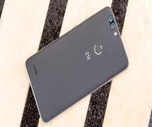شركة ZTE تخطط لكشف النقاب عن هاتف Blade V9 خلال MWC 2018