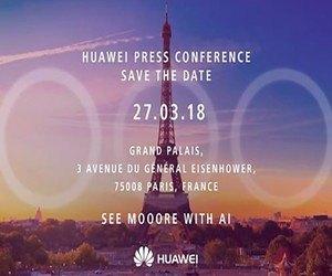 Huawei تؤكد قدوم هاتفها الرائد المقبل مع كاميرا خلفية ثلا...