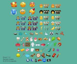 يونيكود تعتمد حزمة الرموز التعبيرية الجديدة Emoji 11.0 لج...