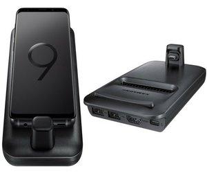 سامسونج ستكشف عن قاعدة DeX Pad جديدة مع جالكسي S9