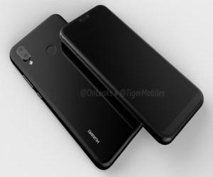 هاتف هواوي P20 Lite سيضم قطعة زائدة على غرار أيفون X