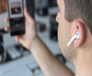 هذه التطبيقات تعرض عمر البطارية المتبقي في سماعات AirPods...