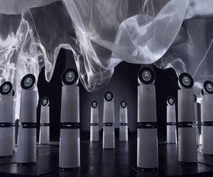 الفنان Daniel Wurtzel يتعاون مع تقنيات LG PuriCare لإبداع...