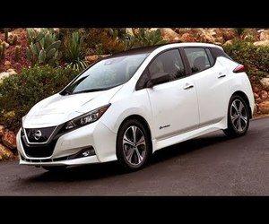 أول تجربة لي في عالم السيارات الكهربائية! Nissan LEAF