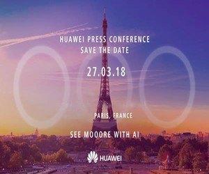 تلميحة في دعوة حضور مؤتمر اطلاق P20 تشير لوجود 3 كاميرات ...
