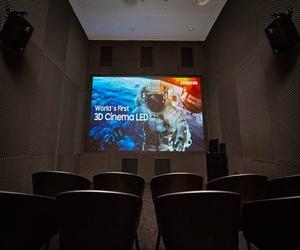 سامسونج تكشف عن إصدار 3D من شاشات Cinema LED العملاقة