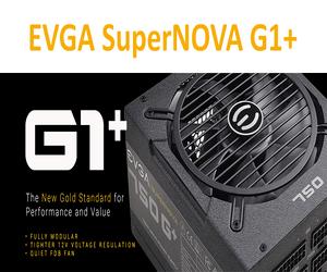 الكشف عن السلسلة المحسنة من مزودات الطاقة +EVGA SuperNOVA G1