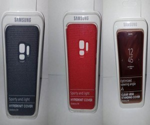 تسريب جديد يكشف أغطية واقية للهاتفين Galaxy S9 و Galaxy S...