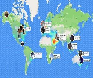 سنابشات تُتيح الآن إمكانية تصفح خريطة سناب على الويب