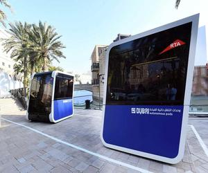الإمارات تدخل التاريخ بأول تجربة على أرض الواقع لمركبات ا...