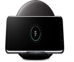 تسريبات حول الشاحن اللاسلكي ومكبرات الصوت لهواتف Galaxy S9