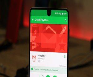 تطبيق Gmail Go متوفر للتنزيل عبر متجر بلاي