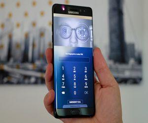 تقرير : هاتف Galaxy S10 قد يتخلى عن تقنية بصمة العين