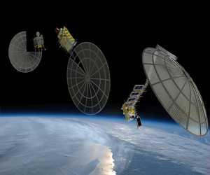 Archinaut نظام روبوتي يمكنه بناء الأقمار والسفن الصناعية ...