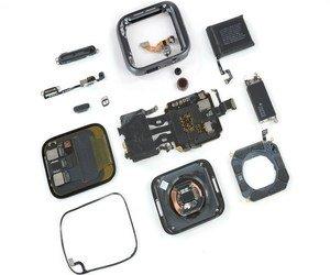 تفكيك ساعة آبل S4 يكشف مكوناتها الداخلية