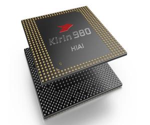 هواوي تؤكد آداء رقاقة Kirin 980 أفضل من رقاقة ابل A12 Bionic